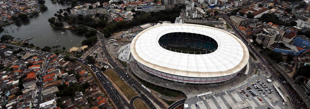 Itaipava Arena Fonte Nova Salvador Bahia